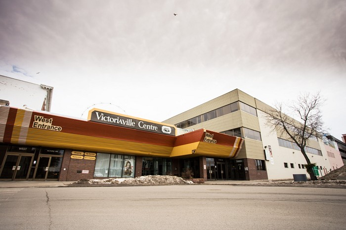 Victoriaville Centre Leasing